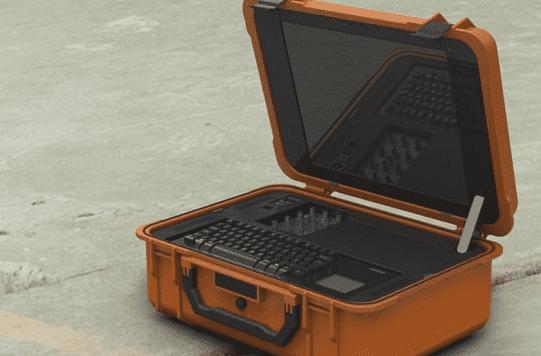 Industrial Design Ruggedized Equipment