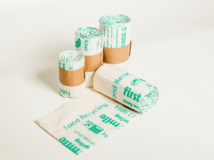 Compostable Rolled Sacks