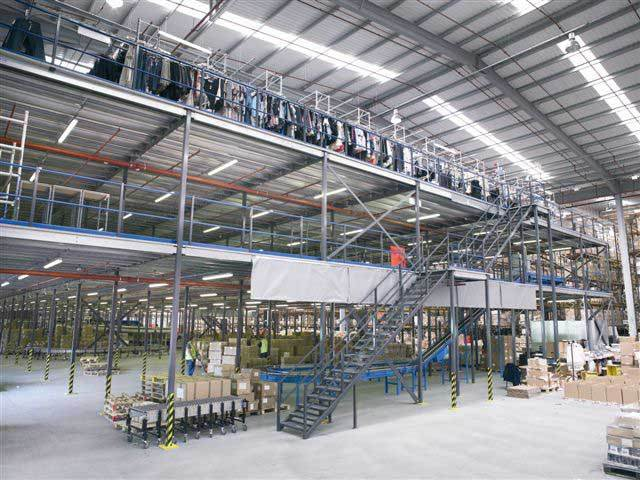 Wkd Storage Systems Ltd Dexion Racking Kent Dexion
