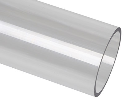 Clear Polycarbonate Tube
