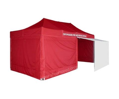 Fire, Search & Rescue Tents