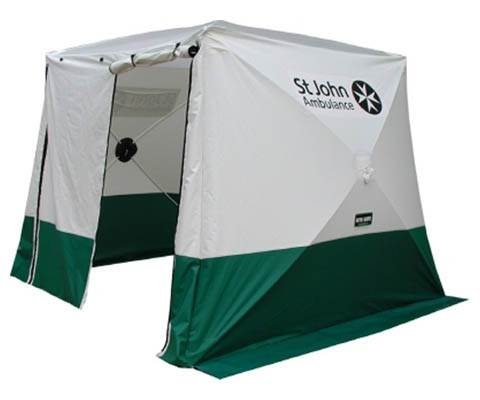 Sheerspeed Shelters Ltd Railway Tents Pop Up Work