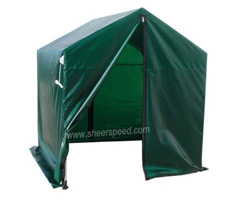Sheerspeed Shelters Ltd Lightweight Tents Railway Tents