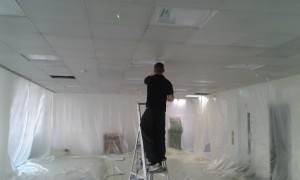 Onsite Paint Spraying Specialists UK