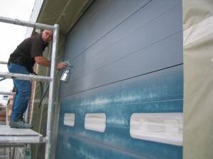 Paint Spraying Nottingham