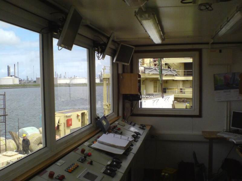 Container Conversions - CCTV Cabin