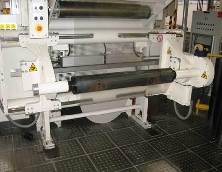 Redfern Converting Machinery Ltd Used Flexo Press Used