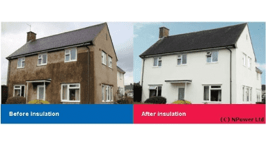 External Wall Insulation (EWI) Render Systems