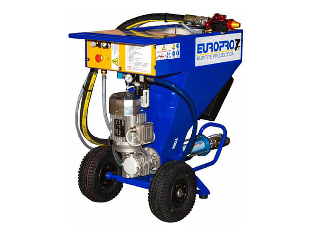 Plastering Machine & Spray Kit Hire
