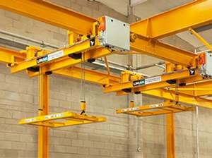 SPECIAL OVERHEAD CRANE PROJECT