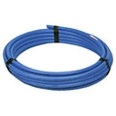 Blue MDPE Pipe Coils