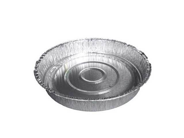 Flan Foil Containers