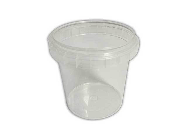 Tamper Evident Containers