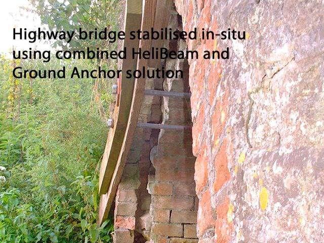 Masonry Bridge Repair