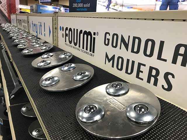 FOURMI® Gondola Movers