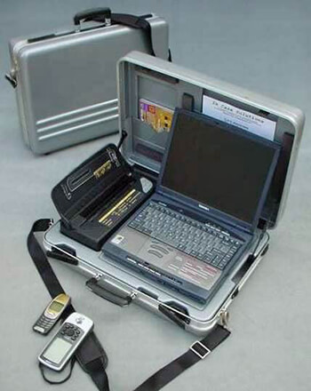 Bespoke ABS Computer Cases