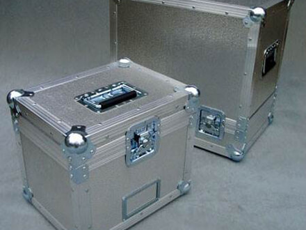Full Flight Cases