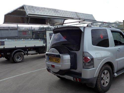 Sdv Roof Racks Clitheroe Ltd