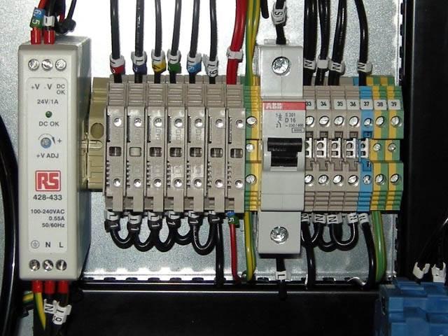 Control Panel Design & Build