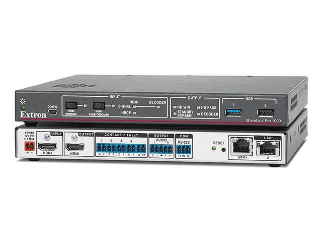 Extron Collaboration Gateway
