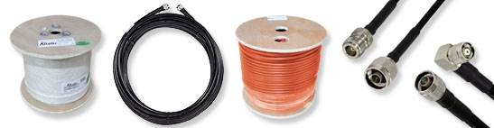 New Coax Cable and Cable Assemblies From Altelix