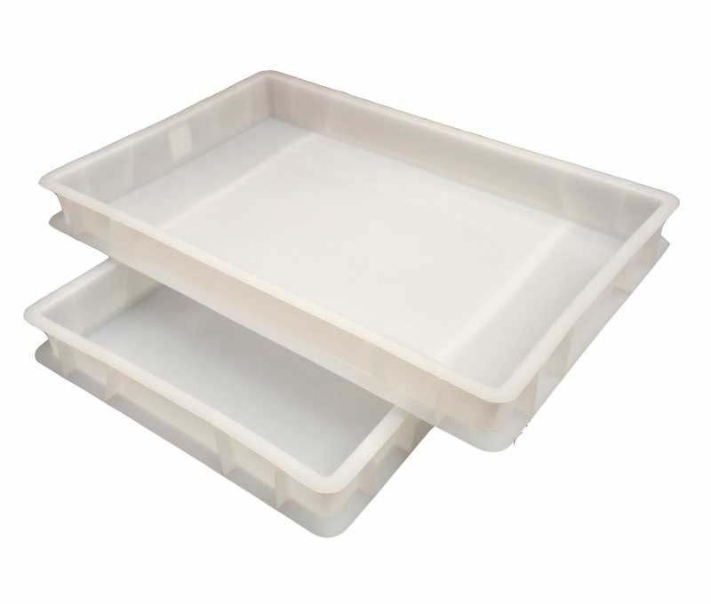 Shallow Food Storage & Bakery Trays