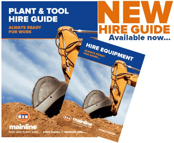 New Plant & Tool Hire Guide