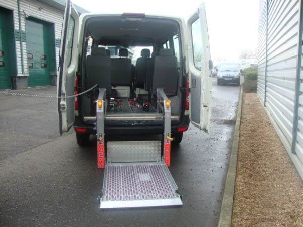 Wheelchair Accessible Car