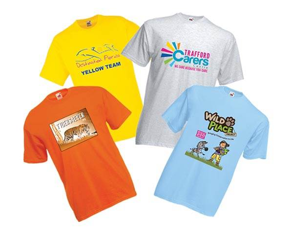Promotional Charity T-Shirts
