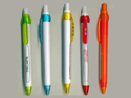 Rotating Message Pens