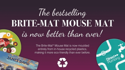 How do you improve on a best-selling mouse mat?