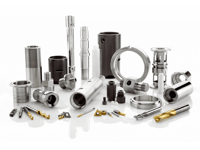 Plastic and Steel Parts