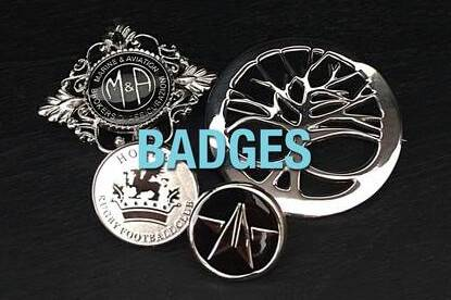 The Badge Manufacturers, Metal Badge Suppliers, Lapel Enamel and Pin
