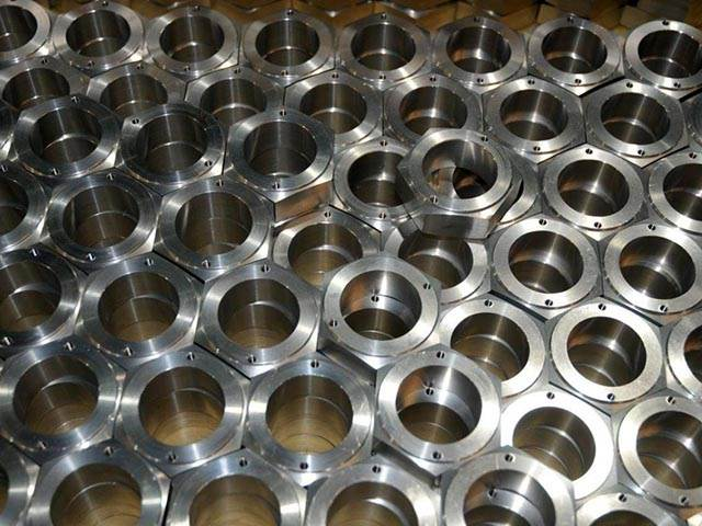 Stainless Steels Components