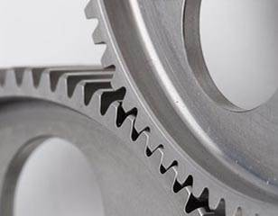 Crown Splines for Aerospace Applications