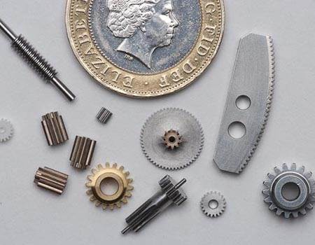 Gear Cutting Instrument Parts