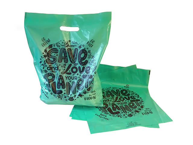 Biodegradable Recycled Bags