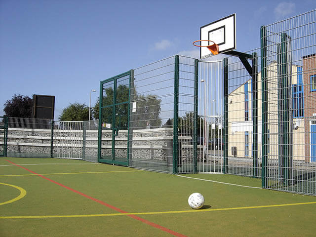 Sports Fencing Supplier
