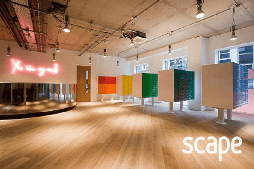 SCAPE STUDENT LIVING - CORSHAM STREET, LONDON