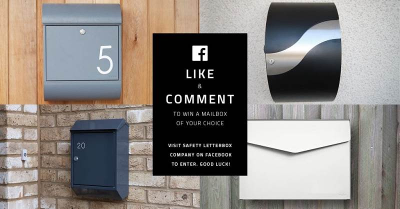 Competition Time! Win Your Favourite Mailbox > Vote to Enter!