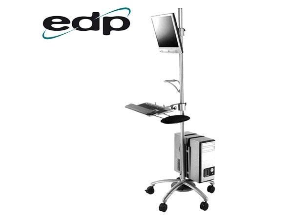 EDP Computer Crash Cart