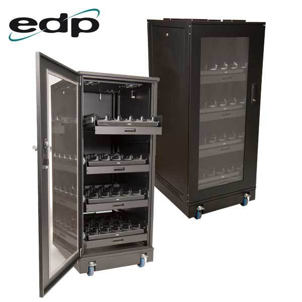 EDP Europe launches High Density Device Dock HD³ Charging Rack