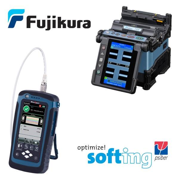 Fusion Splicers & Network Cable Testers Now Available From EDP Europe