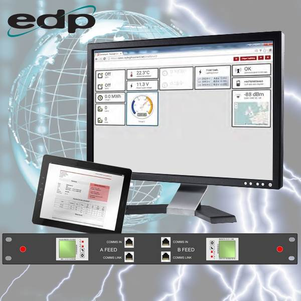 MID Approved 'Pay per Hour' Power Metering Now Available From EDP Europe
