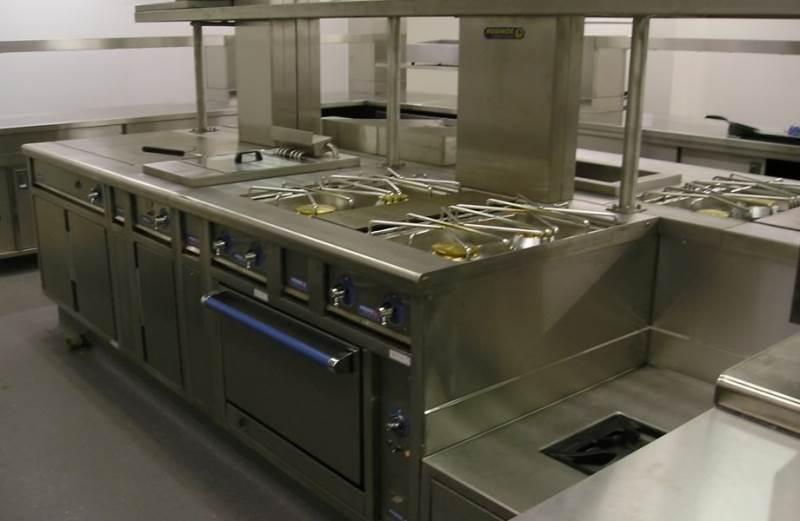 commercial kitchen installation kitchen equipment kitchen design