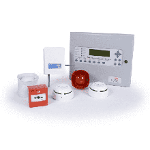 Case Study - Installation of Wireless Fire Alarm System