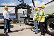 Lorry Loader Crane - Hiab Training with WALLACE