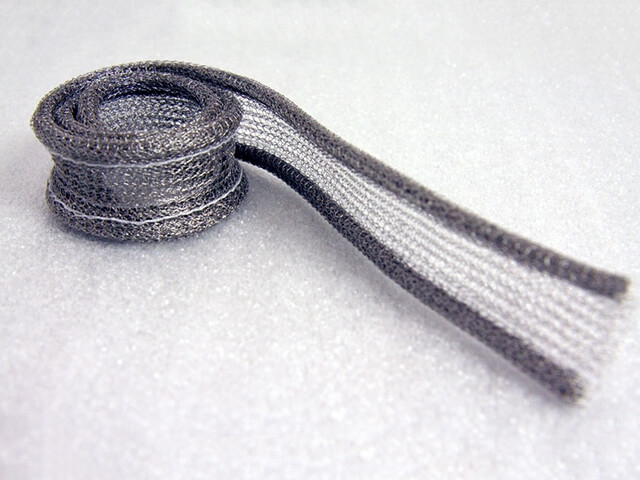 Solid Knitted Wire Mesh