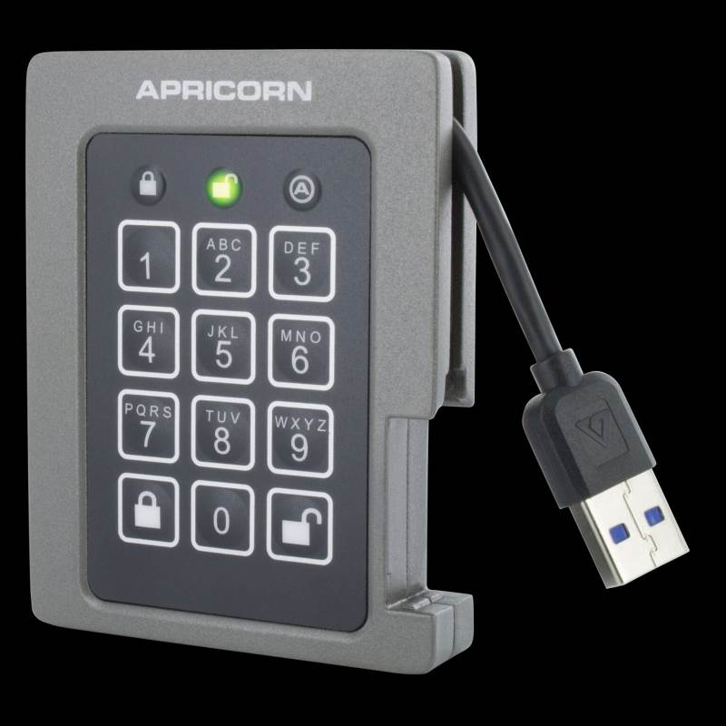 Simms appointed sole distributor of Apricorn Encrypted Storage solutions