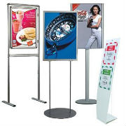 Free standing signs